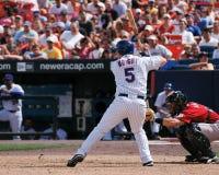 Δαβίδ Wright, New York Mets Στοκ εικόνες με δικαίωμα ελεύθερης χρήσης