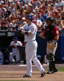 Δαβίδ Wright, New York Mets Στοκ Φωτογραφία