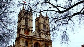 αβαείο Λονδίνο Γουέστμ&iota απόθεμα βίντεο