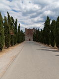 Αβαείο Τοσκάνη, Ιταλία SAN Galgano Στοκ φωτογραφία με δικαίωμα ελεύθερης χρήσης