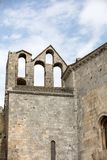 Αβαείο του ST Peter σε Montmajour κοντά σε Arles, Στοκ Φωτογραφίες