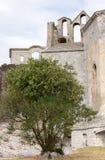 Αβαείο του ST Peter σε Montmajour κοντά σε Arles, Στοκ φωτογραφίες με δικαίωμα ελεύθερης χρήσης