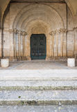 Αβαείο Casamari σε Ciociaria, Frosinone, Ιταλία Στοκ Εικόνα