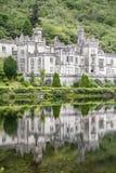 Αβαείο Connemara Ιρλανδία Kylemore Στοκ Εικόνες