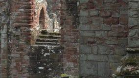 Αβαείο Furness, χειραμάξιο σε Furness απόθεμα βίντεο