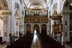 Αβαείο Gottweig, Wachau, Αυστρία Στοκ Φωτογραφίες