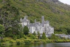 Αβαείο Kylemore σε Connemara, Ιρλανδία Στοκ Φωτογραφίες