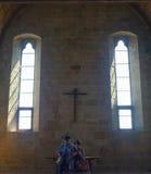 Αβαείο Mont ST Michel Στοκ Φωτογραφίες
