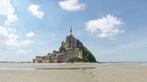 Αβαείο Mont ST Michel Στοκ φωτογραφία με δικαίωμα ελεύθερης χρήσης
