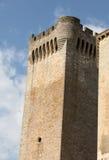 Αβαείο Montmajour κοντά σε Arles, Γαλλία Στοκ εικόνα με δικαίωμα ελεύθερης χρήσης