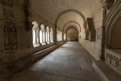 Αβαείο Montmajour κοντά σε Arles, Γαλλία Στοκ εικόνες με δικαίωμα ελεύθερης χρήσης