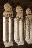 Αβαείο Montmajour κοντά σε Arles Προβηγκία Γαλλία Στοκ Εικόνες