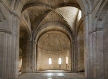 Αβαείο Montmajour κοντά σε Arles Προβηγκία Γαλλία Στοκ Φωτογραφίες