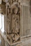 Αβαείο Montmajour κοντά σε Arles Προβηγκία Γαλλία Στοκ φωτογραφία με δικαίωμα ελεύθερης χρήσης