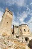 Αβαείο Montmajour κοντά σε Arles Προβηγκία Γαλλία Στοκ Φωτογραφία