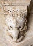 Αβαείο Montmajour κοντά σε Arles Προβηγκία Γαλλία Στοκ φωτογραφίες με δικαίωμα ελεύθερης χρήσης