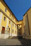 Αβαείο Pannonhalma στοκ εικόνες