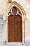 Αβαείο Poblet στην Ισπανία Στοκ Εικόνες