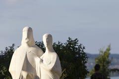 αβαείο tihany Στοκ εικόνα με δικαίωμα ελεύθερης χρήσης