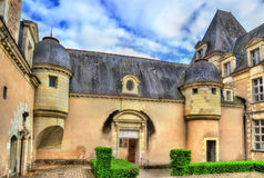 Αβαείο Toussaint της Angers, Γαλλία Στοκ φωτογραφία με δικαίωμα ελεύθερης χρήσης
