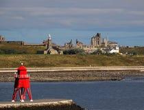 Αβαείο Tynemouth Στοκ Εικόνες