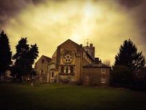 Αβαείο Waltham Στοκ εικόνες με δικαίωμα ελεύθερης χρήσης