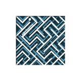 λαβύρινθος Υπόβαθρο Labirinth επίσης corel σύρετε το διάνυσμα απεικόνισης Στοκ Φωτογραφίες