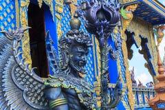 Αγάλματα αγγέλου στη μυθιστοριογραφία στους ναούς στοκ εικόνα με δικαίωμα ελεύθερης χρήσης