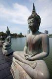 αγάλματα του Βούδα Στοκ εικόνα με δικαίωμα ελεύθερης χρήσης