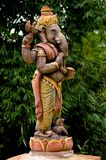 Αγάλματα Ganesh Στοκ Φωτογραφίες
