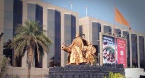 Αγάλματα Shivaji Στοκ εικόνα με δικαίωμα ελεύθερης χρήσης