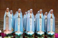 αγάλματα Virgin Mary στοκ εικόνες