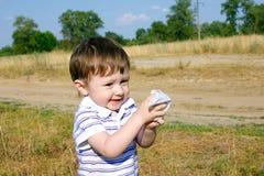 αγάπες καθαριότητας παι&delt Στοκ εικόνα με δικαίωμα ελεύθερης χρήσης