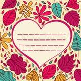 Αγάπης διανυσματική απεικόνιση υποβάθρου καρδιών αφηρημένη απεικόνιση αποθεμάτων