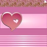 Αγάπη-βαλεντίνος διανυσματική απεικόνιση