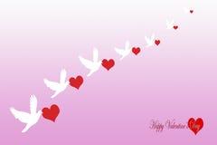 Αγάπη, βαλεντίνος Στοκ εικόνα με δικαίωμα ελεύθερης χρήσης