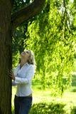 Αγάπη για τη φύση στοκ εικόνες με δικαίωμα ελεύθερης χρήσης