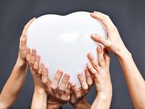 Αγάπη εκμετάλλευσης από κοινού Στοκ εικόνα με δικαίωμα ελεύθερης χρήσης