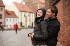 αγάπη ζευγών Στοκ φωτογραφίες με δικαίωμα ελεύθερης χρήσης