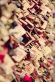 Αγάπη ΙΙ κλειδώματος Στοκ φωτογραφίες με δικαίωμα ελεύθερης χρήσης