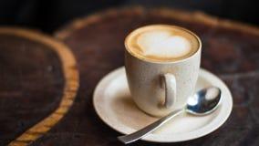 Αγάπη και καφές Στοκ Εικόνα