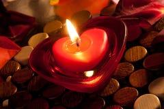 αγάπη καψίματος Στοκ φωτογραφία με δικαίωμα ελεύθερης χρήσης
