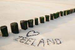 Αγάπη ολλανδικό zeeland Στοκ Εικόνες