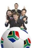 αγάπη ποδοσφαίρου Στοκ Εικόνα