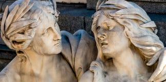 αγάπη που αποθανατίζει Στοκ φωτογραφίες με δικαίωμα ελεύθερης χρήσης