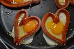 Αγάπη πρωινού Στοκ Φωτογραφίες