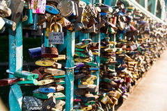 Αγάπη σε Wroclaw Στοκ εικόνες με δικαίωμα ελεύθερης χρήσης