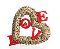 Αγάπη στην καρδιά Στοκ Εικόνες