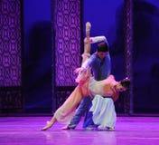 Αγάπη της υποστήριξη-δεύτερης πράξης των γεγονότων δράμα-Shawan χορού του παρελθόντος στοκ φωτογραφία με δικαίωμα ελεύθερης χρήσης