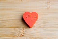 Αγάπη τυριών Στοκ φωτογραφία με δικαίωμα ελεύθερης χρήσης